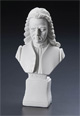 "Large Bach 7"" Composer Statuette"