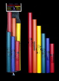 Boomwhackers: C Major Pentatonic Scale Set