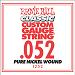 Ernie Ball Guitar Strings: Classic Pure Nickel Six-Pack -52 1252