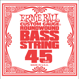 Ernie Ball .045 Nickel Wound Bass 1645