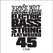 Ernie Ball Guitar String: Flatwound Electric Bass- 45 1745
