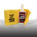 Ernie Ball Accessories: Ernie Ball Guitar Polish with Cloth 4222