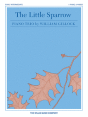 The Little Sparrow -- Early Intermediate Piano Ensemble