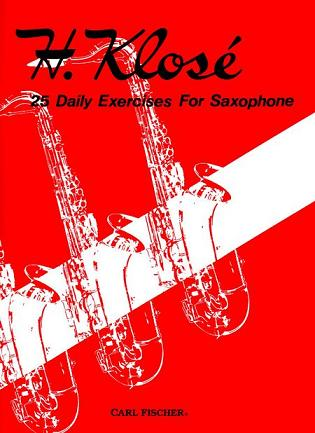 25 Daily Exercises For Saxophone