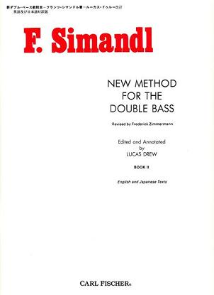 New Method for the Double Bass - Book 2