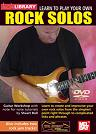 Mel Bay: Learn to Play Your Own Rock Solos DVD