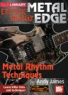 Mel Bay: Metal Edge- Metal Rhythm Techniques DVD