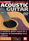 Mel Bay: Mechanics of Acoustic Guitar DVD