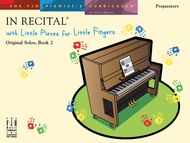 Piano Federation 2016-20: Piano Solos Pre-Primary: In Recital with Little Pieces for Little Fingers Bk 2: Airplane Ticket