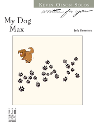 Piano Federation 2016-20: Piano Solos Pre-Primary: My Dog Max